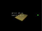 Les notes de Dario