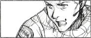 Resident Evil 6 storyboard - Fallen Hero 31