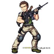 Chris RE5 Clan Master3