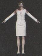 Degeneration Zombie body model 29