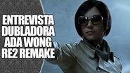 ENTREVISTA Jolene Andersen, dubladora de Ada Wong em Resident Evil 2 Remake