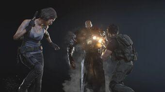 Models Re3 Remake Resident Evil Wiki Fandom