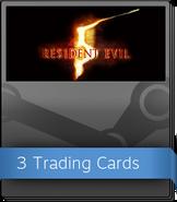 Resident Evil 5 Biohazard 5 Booster Pack