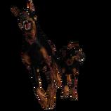 Resident evil 2 remake zombie dog