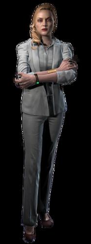 Alex Wesker | Resident Evil Wiki | Fandom Elaine Hendrix Alex Wesker