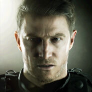 Chris Redfield RE7 Avatar