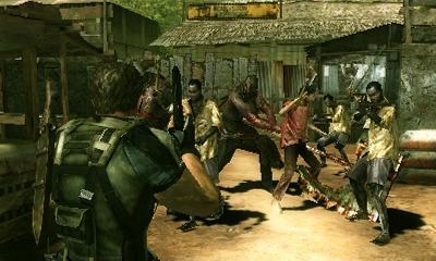 Resident Evil: The Mercenaries 3D | Resident Evil Wiki | FANDOM