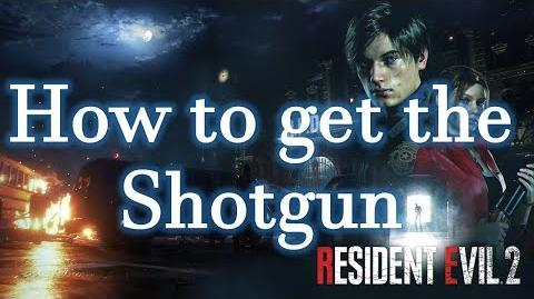 Resident Evil 2 Remake Guides How to get the Shotgun-0