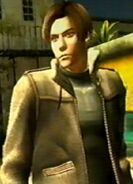 Resident Evil DC Leon (Agent)