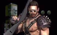 Chris Redfield Warrior by Leonesaurus