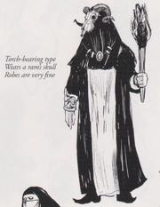 Rejected Ganado - Torch-bearer zealot