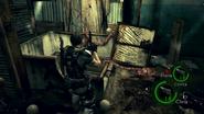 Resident Evil 5 Back Alley 8