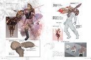 Resident Evil 6 Artworks - Creature Design (12)