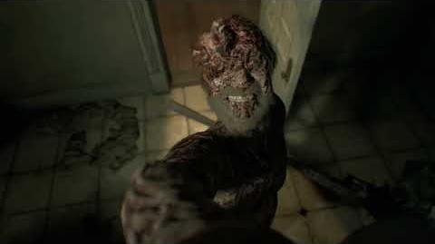 Resident Evil 7 biohazard all scenes - Daddy's Back