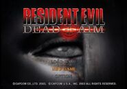 822703-resident-evil-dead-aim-playstation-2-screenshot-main-menu