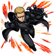 Albert Wesker RE5 Clan Master10