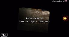 Notas sobre el Nemesis tipo T (Pursuer)