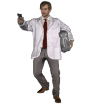 Resident evil 2 remake william birkin