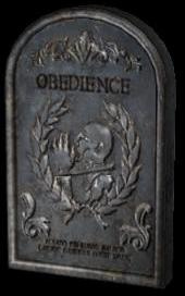 Tablet obedience