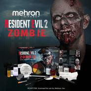 Mehon Makeup Resident Evil 2 poster 5