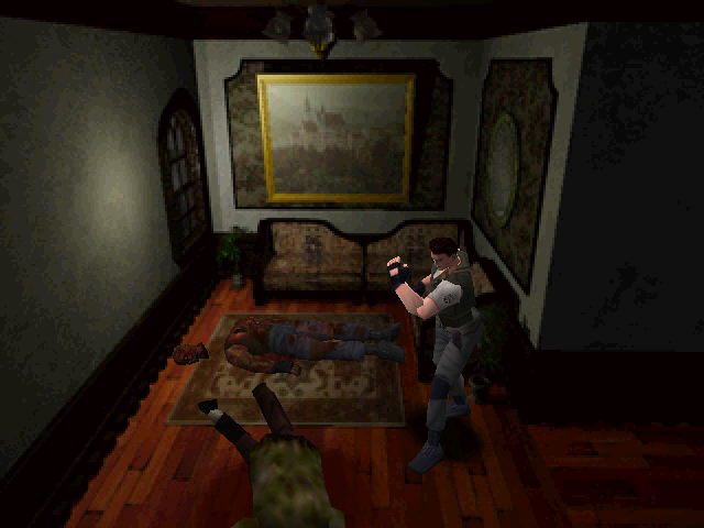 File:122901-resident-evil-windows-screenshot-encounter-with-very-first.png