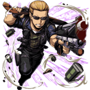 Albert Wesker RE1 Clan Master7