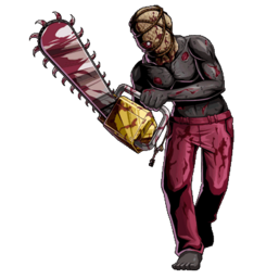 BIOHAZARD Clan Master - BOW art - Chainsaw Majini