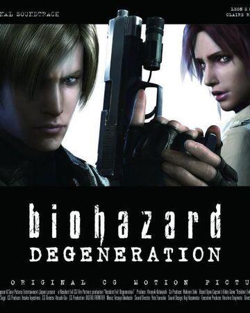 resident evil degeneration full movie hd