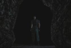 Chris chega a Ilha Rockfort