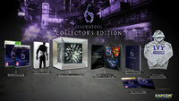 RE6 COLLECTOR BOX