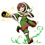 Biohazard Clan Master X Final Fantasy Brigade - Rebecca Chambers