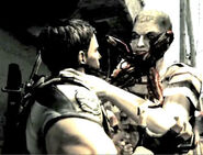 Chris-redfield-hugs-a-zombie-in-resident-evil-5