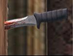 Leon's knife