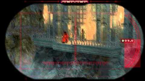 Resident Evil 4 all cutscenes - Chapter 4-1 scene 3