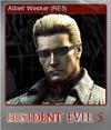 Resident Evil 5 Biohazard 5 Foil 9
