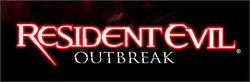 Resident Evil Outbreak - American logo
