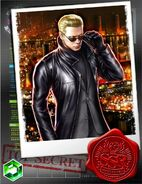 Wesker Glasses Team Survive