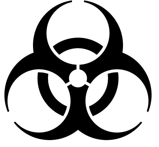 image biohazard symbol jpg resident evil wiki fandom powered rh residentevil wikia com biohazard logo images biohazard logo vector