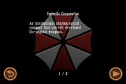 Mobile Edition file - Umbrella Corporation - page 1