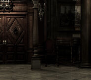REmake background - Entrance hall - r106 00100