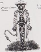 Rejected Ganado - Arcanist 1