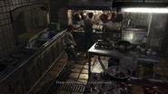Resident Evil 0 HD - Kitchen utensils examine