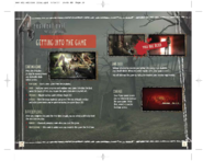 Resident Evil 4 Wii Edition Instruction Booklet 8