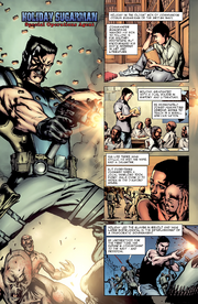 Resident Evil Vol 2 Issue 3 - page 21