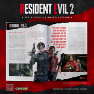 The History of Resident Evil 2 (Pix'n Love's Limited Edition) previews (3)