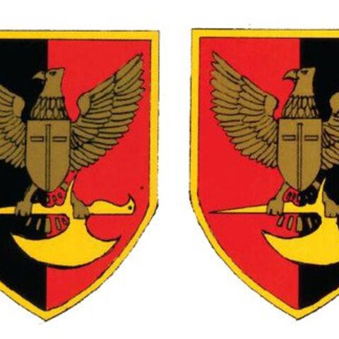 Фамильный герб семьи Эшфорд