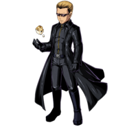 Albert Wesker RE5 Clan Master