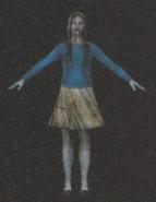 Degeneration Zombie body model 8