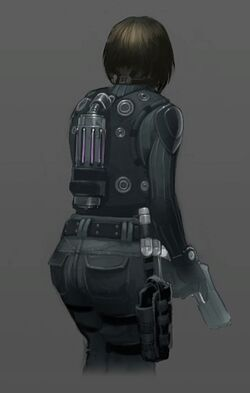 Operation Raccoon City gallery - Concept Item 108