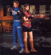 RE2 Leon Claire Flower Street 2